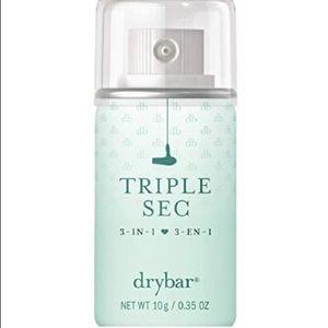 5/$25 • Drybar Triple Sec